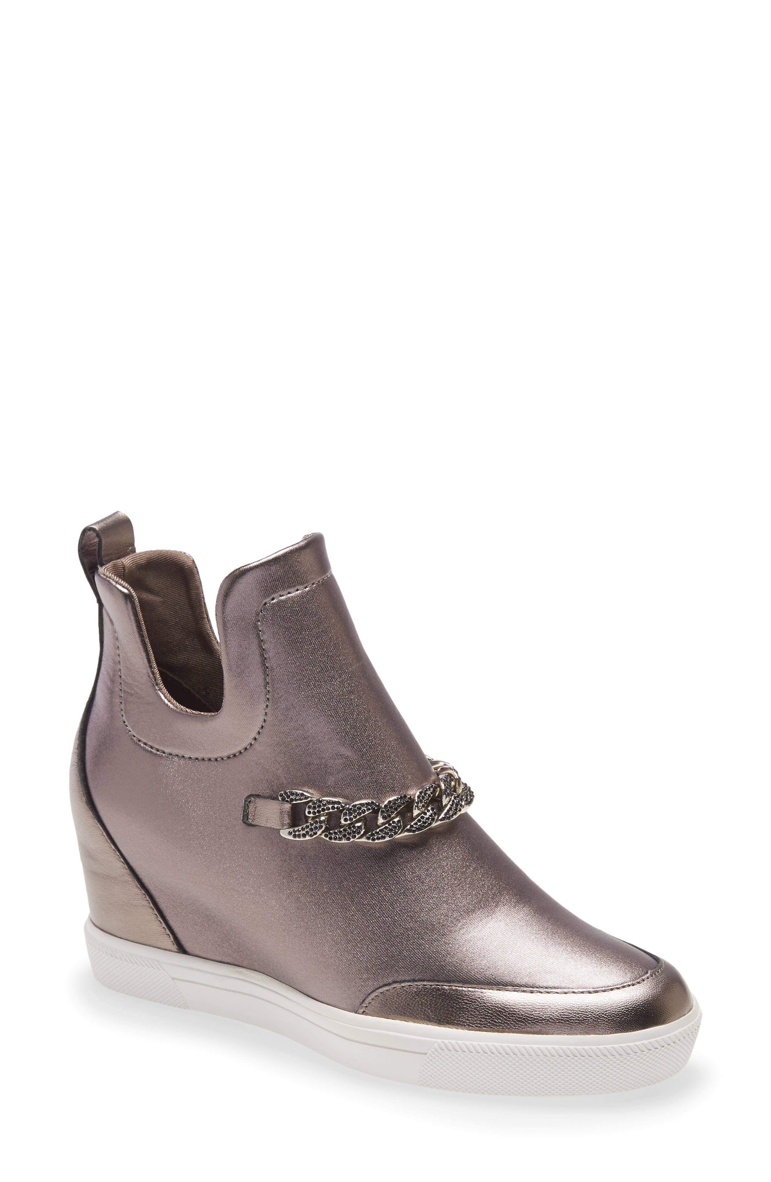 Covey Wedge Sneaker