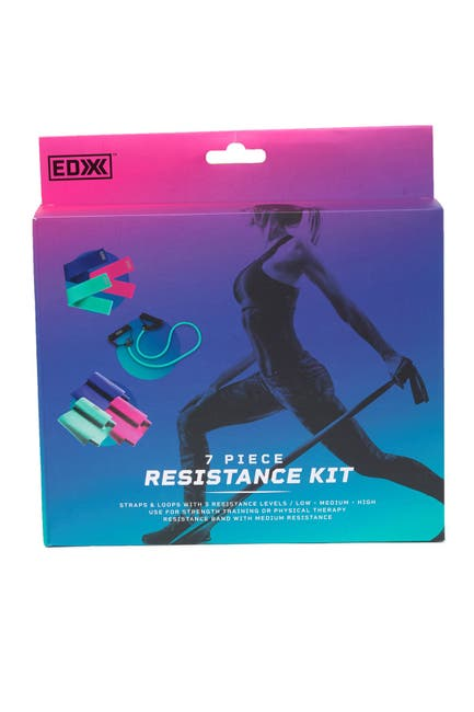 Image of OCI EDX by Endurance 7-Piece Resistance Kit