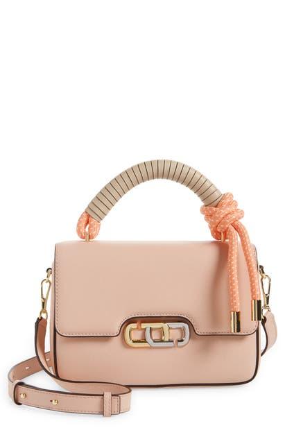 The Marc Jacobs Leathers THE J-LINK SHOULDER BAG