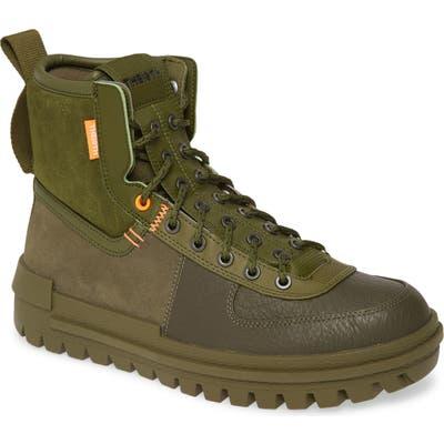 Nike Xarr Water Resistant Sneaker Boot, Green