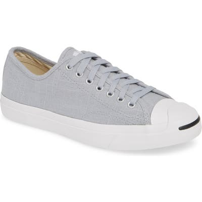 Converse Jack Purcell Ox Sneaker- Grey