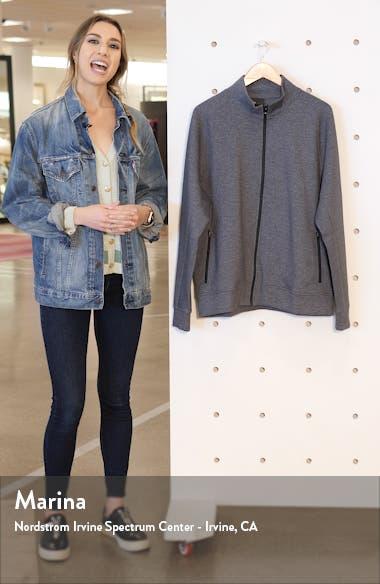 Heavy Fleece Zip Jacket, sales video thumbnail