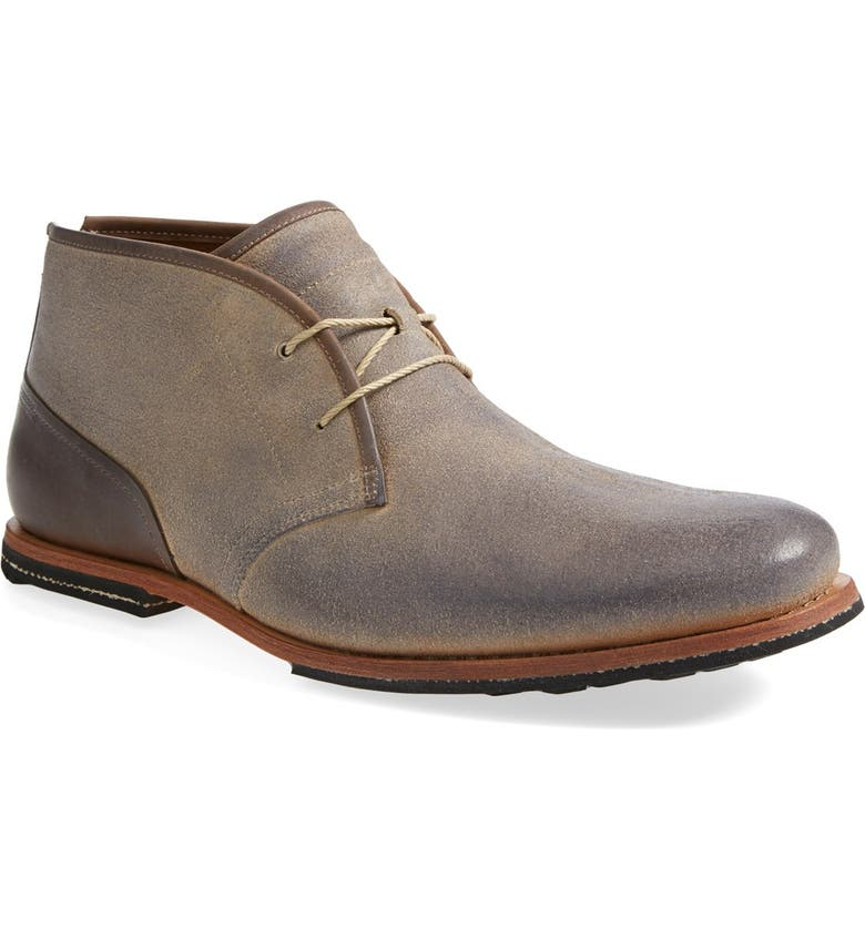 TIMBERLAND 'Wodehouse Lost History' Chukka Boot, Main, color, TAUPE BURNISHED