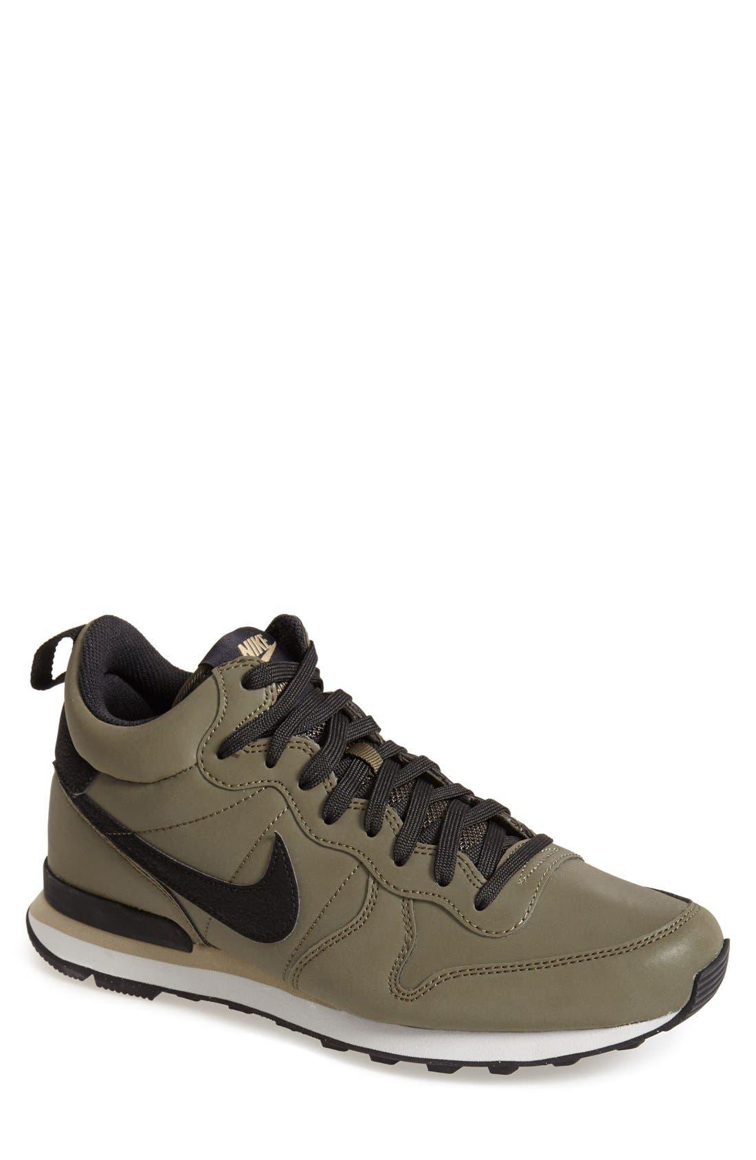 'Internationalist Mid QS' Sneaker, Main, color, 300