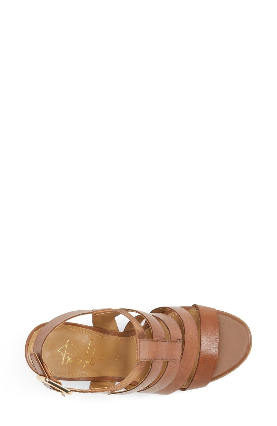,                             'Montage' Leather Sandal,                             Alternate thumbnail 12, color,                             200