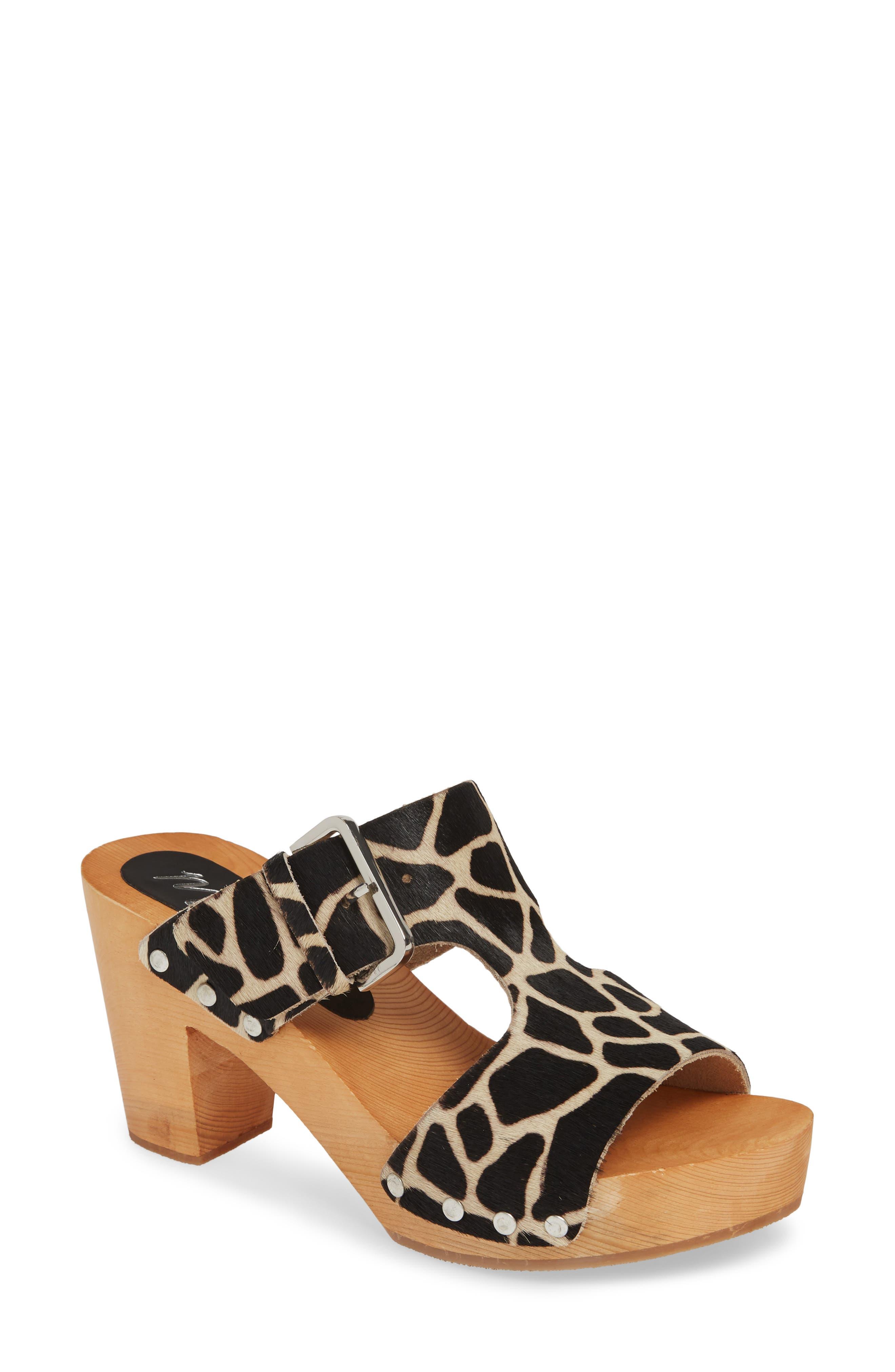 Matisse Cherri Slide Sandal, Black