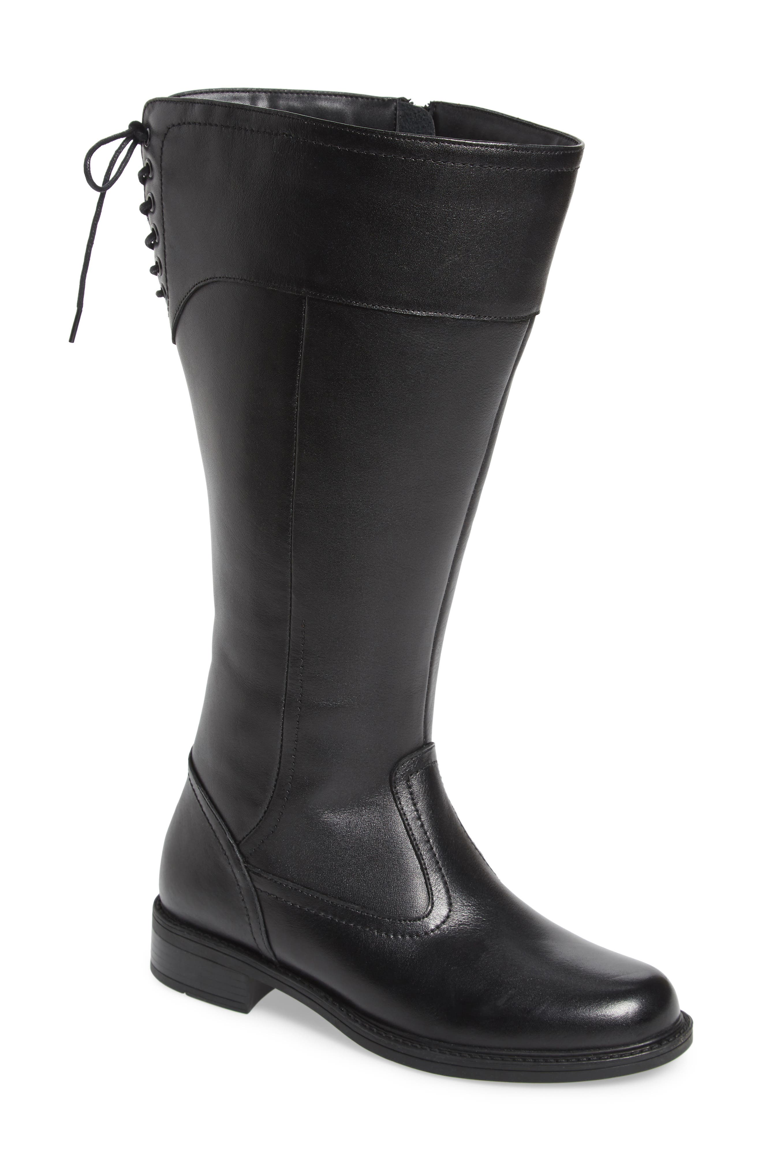 Image of David Tate Vermont Knee High Boot - Multiple Widths Available