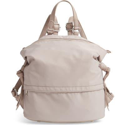 Sole Society Cyn Nylon Backpack - Purple