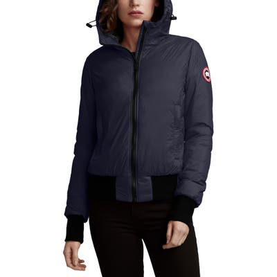 Canada Goose Dore Down Hooded Jacket, Blue
