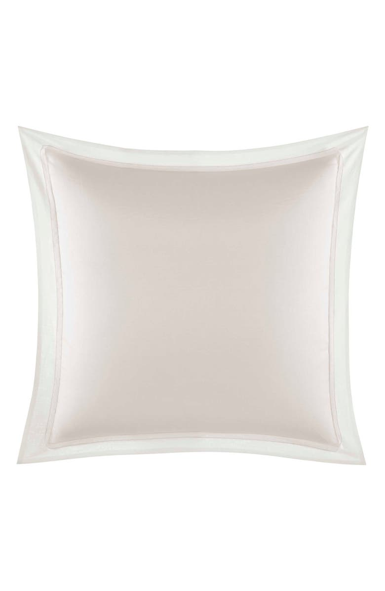 VERA WANG Verge Sakura Euro Sham, Main, color, PINK