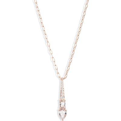 Nadri Rae Small Drop Pendant Necklace
