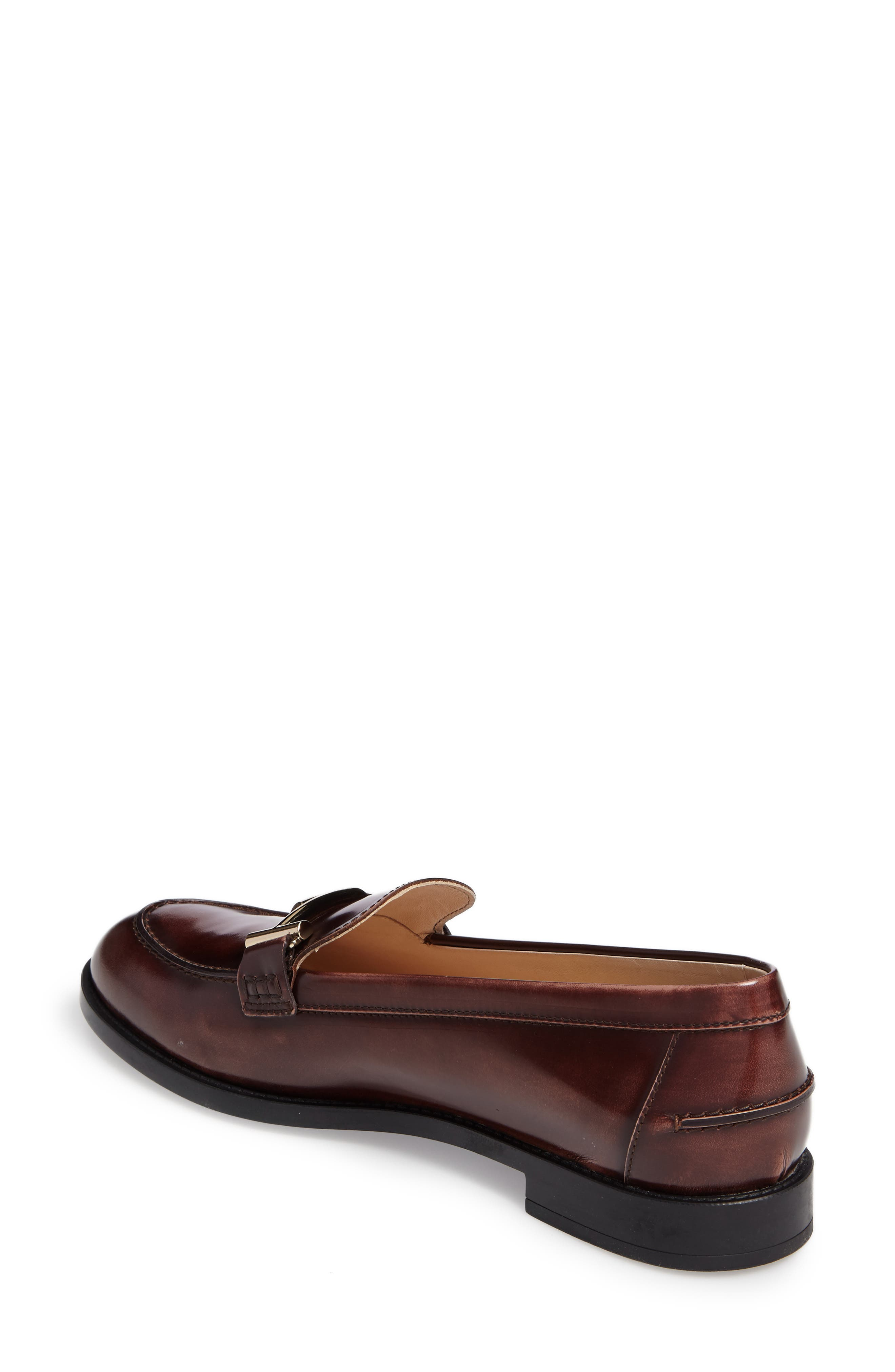 ,                             'Double T' Loafer,                             Alternate thumbnail 18, color,                             930