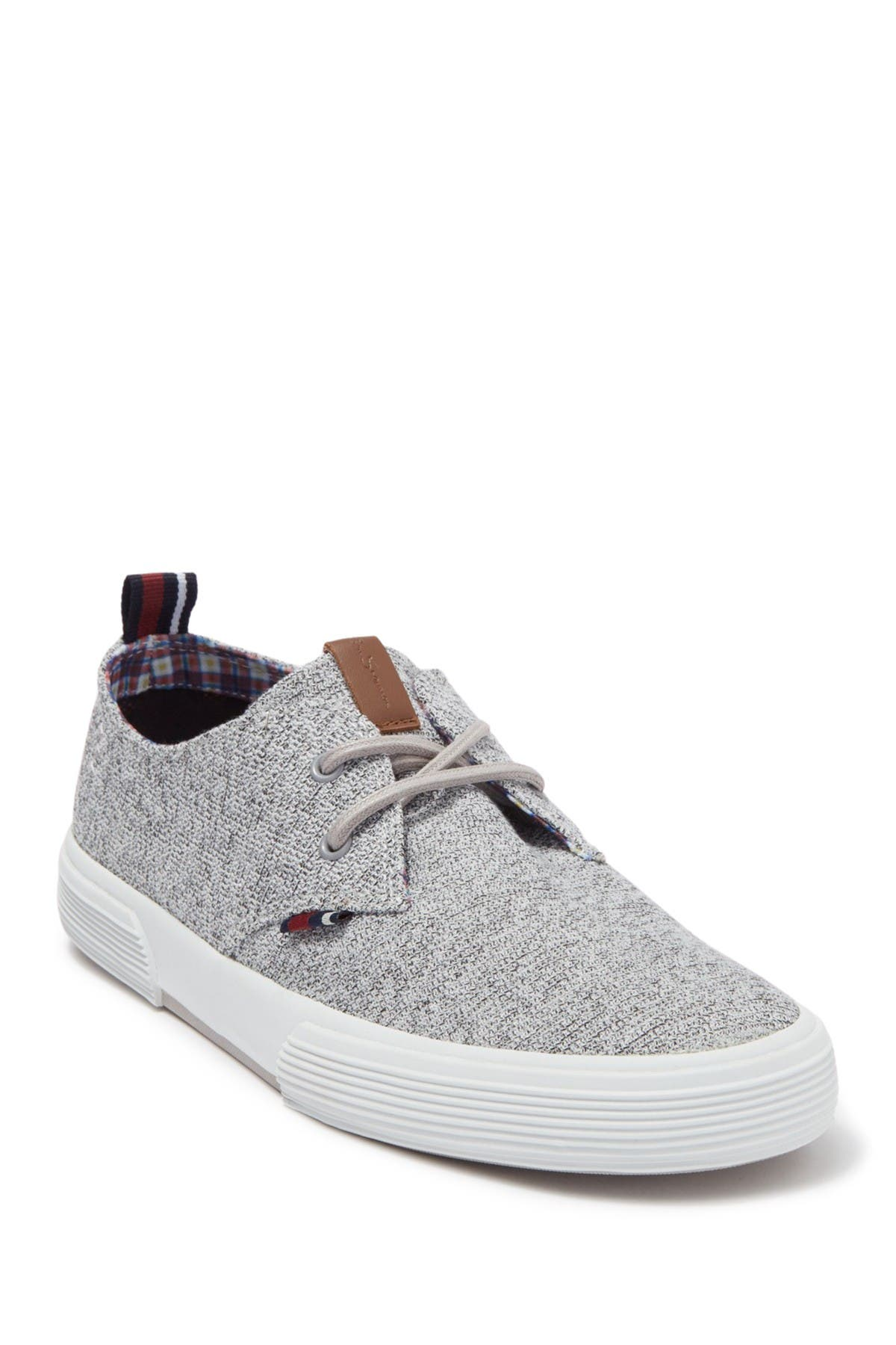 Image of Ben Sherman Bristol Oxford Lace-Up Sneaker