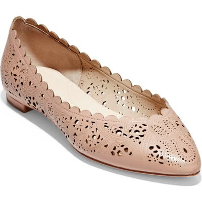 Cole Haan Grand Ambition Callie Flat, Pink