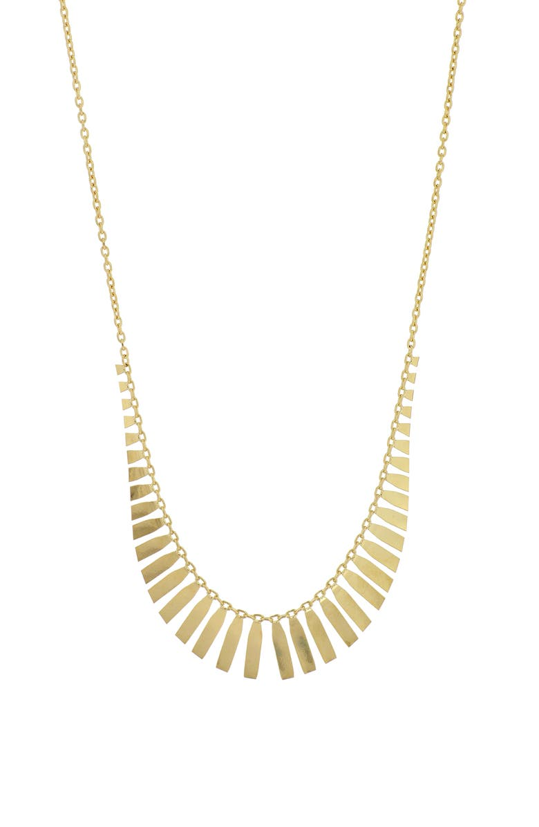 BONY LEVY Cleo 14K Gold Graduated Necklace, Main, color, YELLOW GOLD