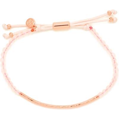 Gorjana Power Gemstone Self-Wisdom Bracelet