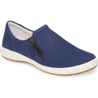 Josef Seibel Caren 22 Sneaker, Blue
