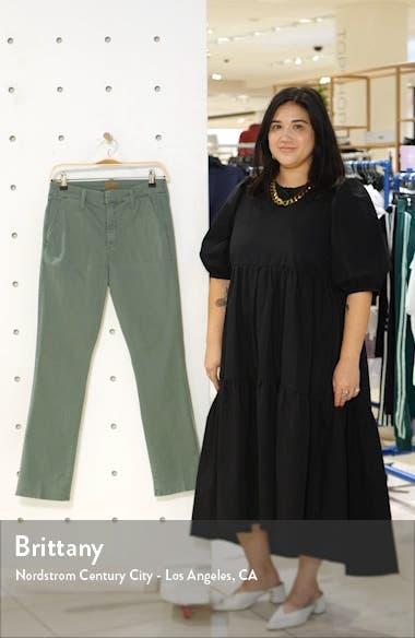 The Insider Ankle Prep High Waist Slim Pants, sales video thumbnail