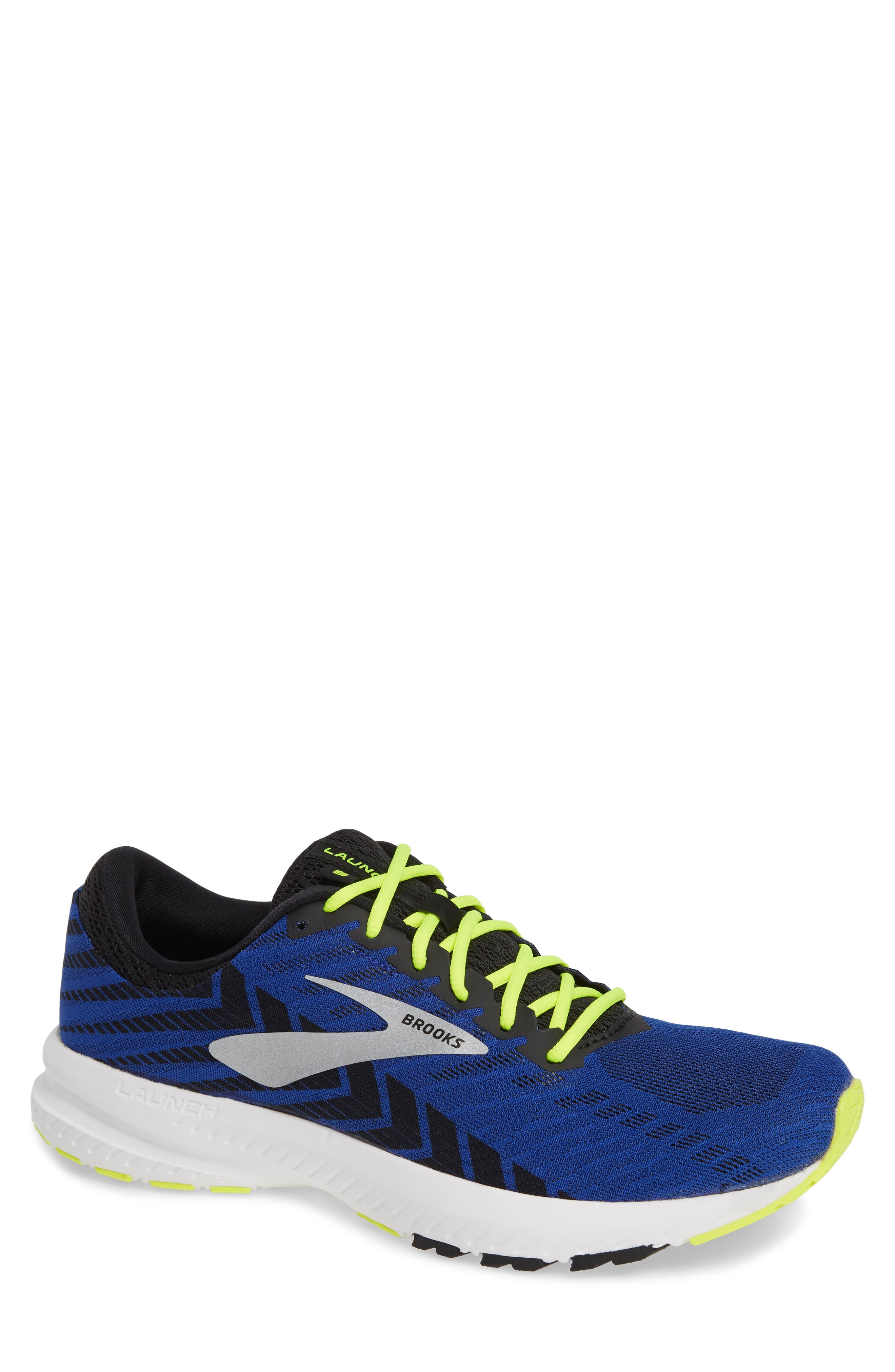 Brooks Launch 6 Running Shoe, Blue
