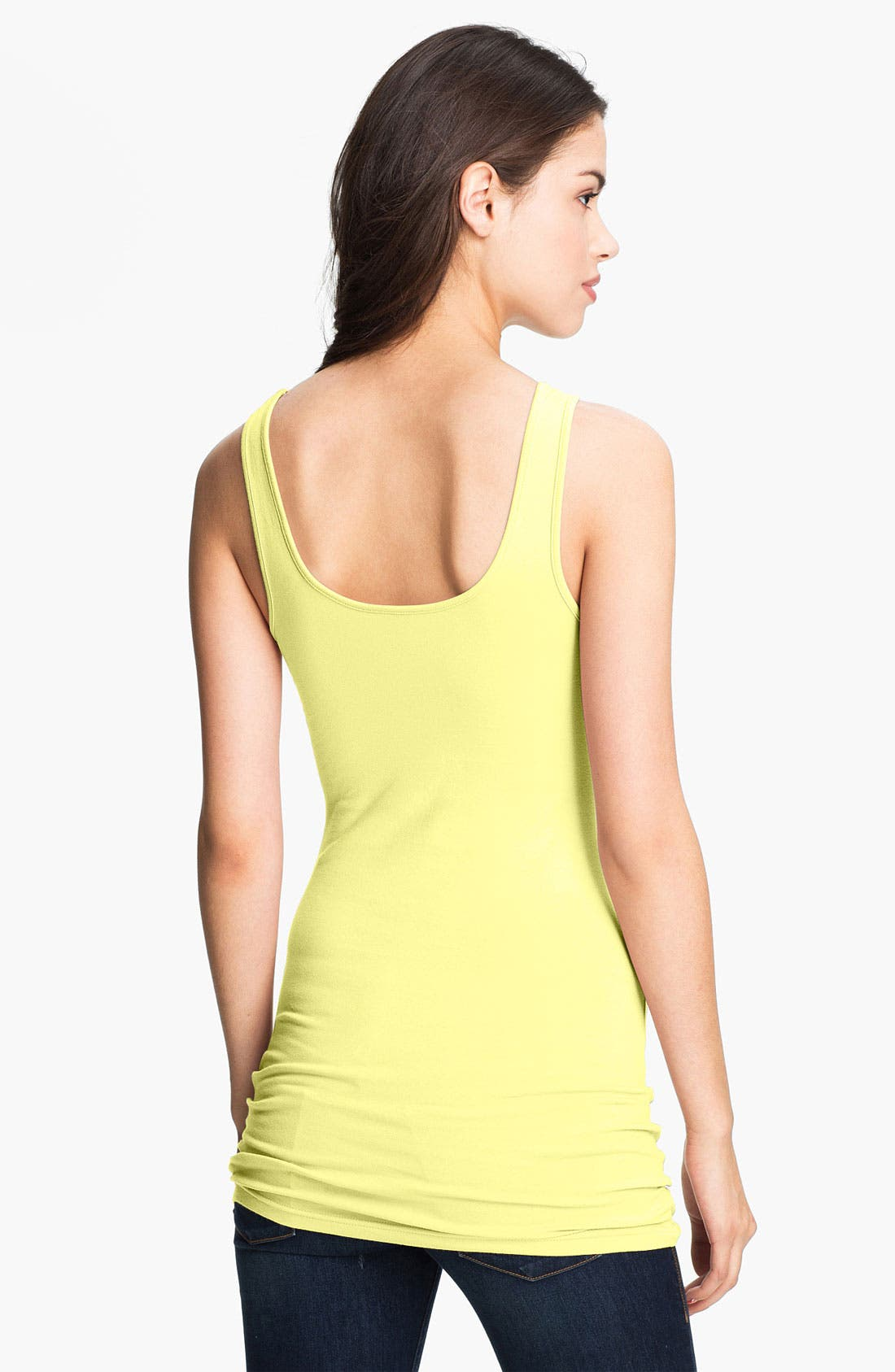 ,                             Double Scoop Neck Tank,                             Alternate thumbnail 139, color,                             335