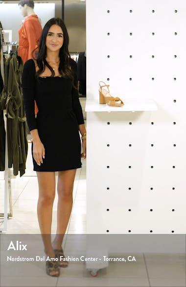 Cece Mignon Knot Sandal, sales video thumbnail