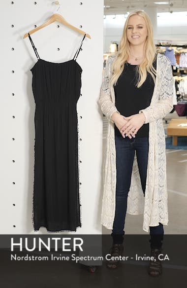 Rowan Cover-Up Dress, sales video thumbnail