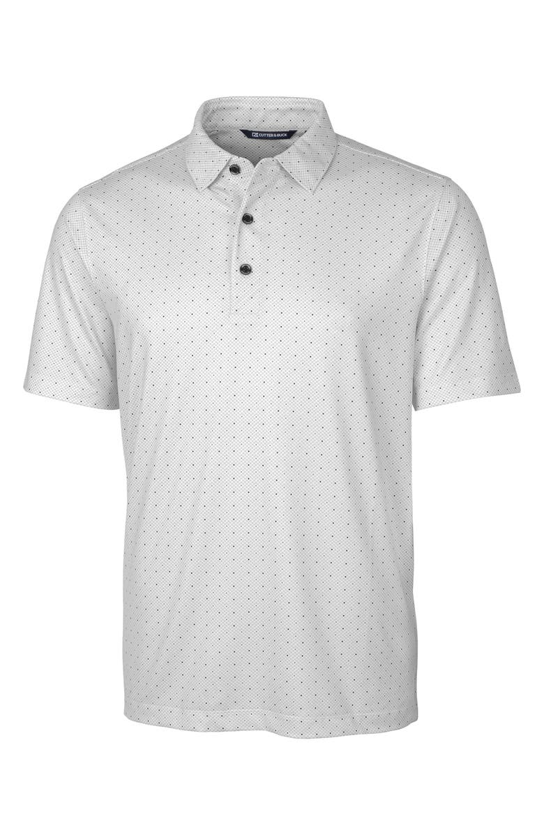 CUTTER & BUCK Pike DryTec Performance Polo, Main, color, CHARCOAL