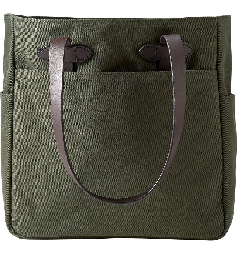 FILSON Rugged Twill Tote Bag, Main, color, 341