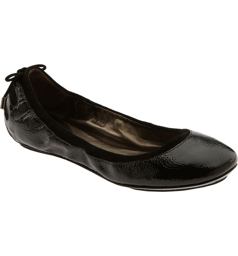 COLE HAAN Maria Sharapova by Cole Haan 'Air Bacara' Flat, Main, color, 001