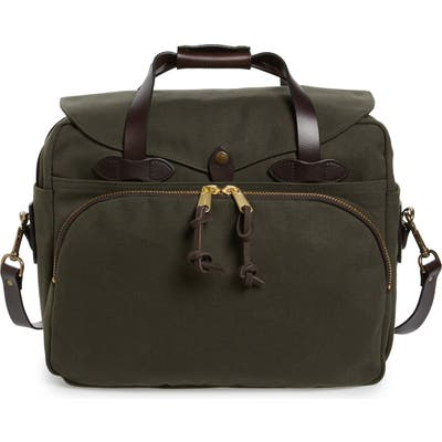 Filson Padded Laptop Bag - Green