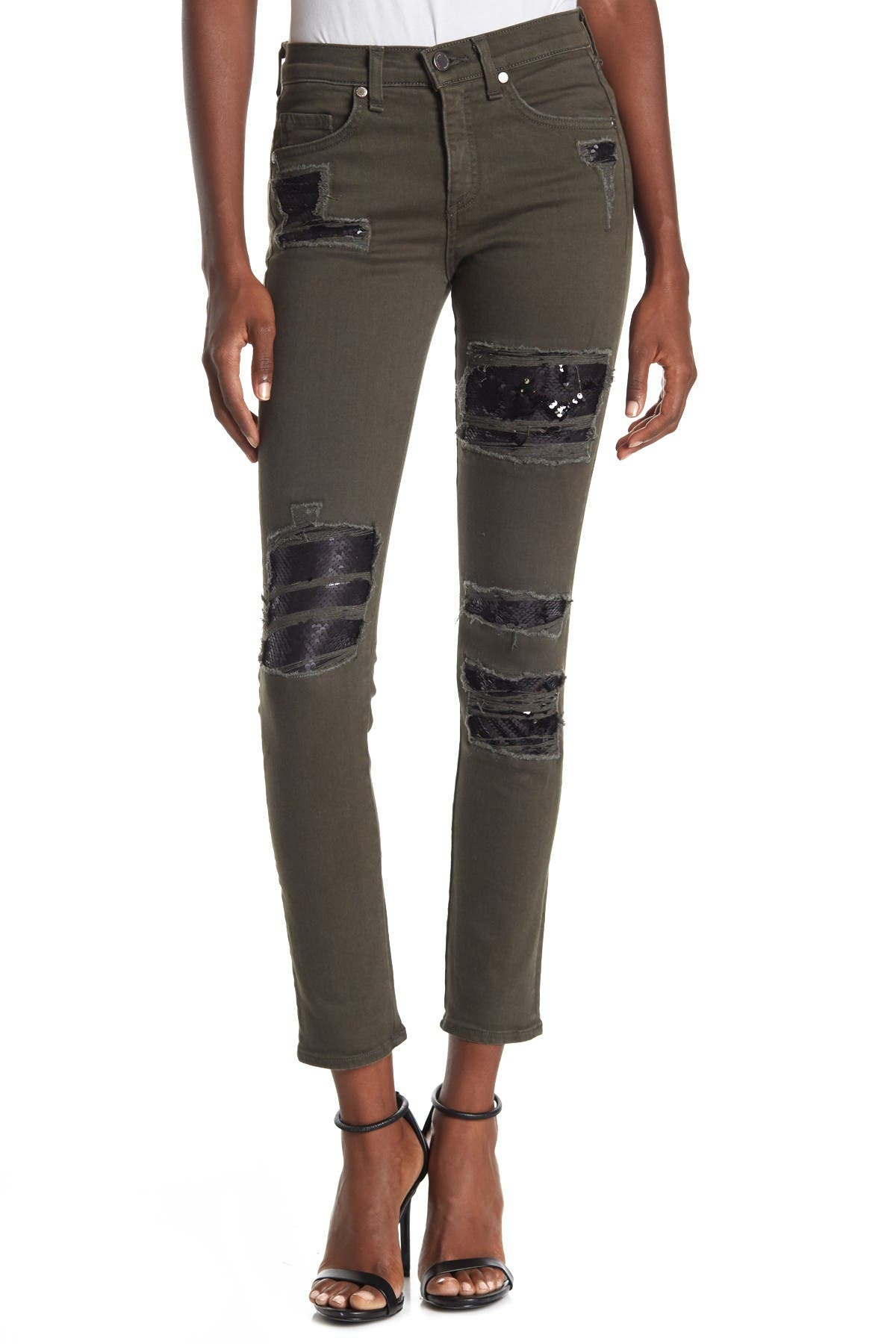 Image of Ramy Brook Naomi Distressed Jeans