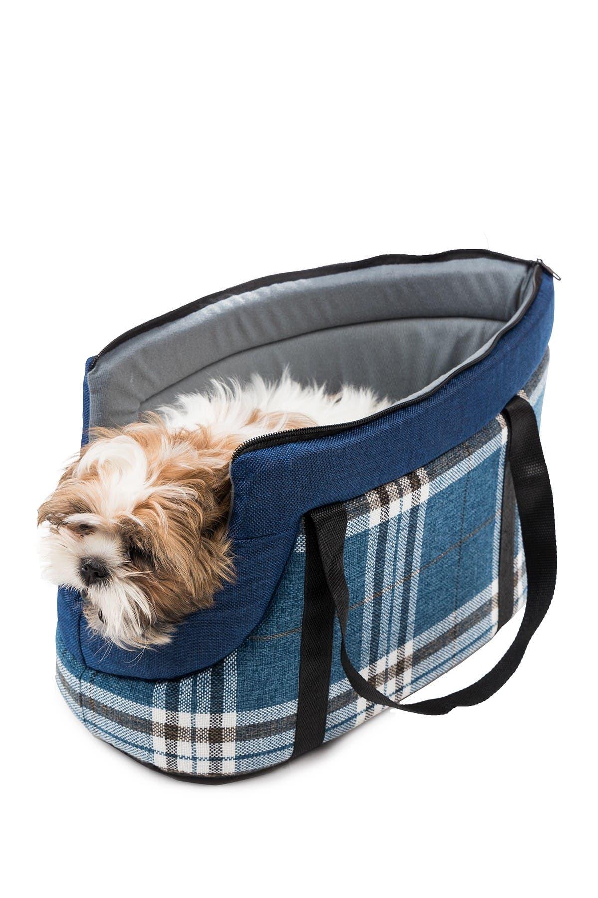 Image of Duck River Textile Denim Hadley Pet Carrier