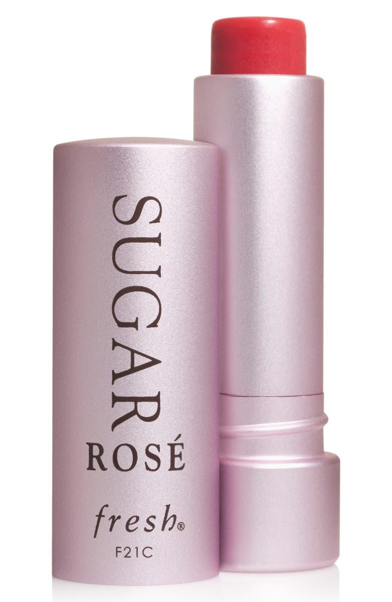 FRESH<SUP>®</SUP> Sugar Tinted Lip Treatment SPF 15, Main, color, ROSE