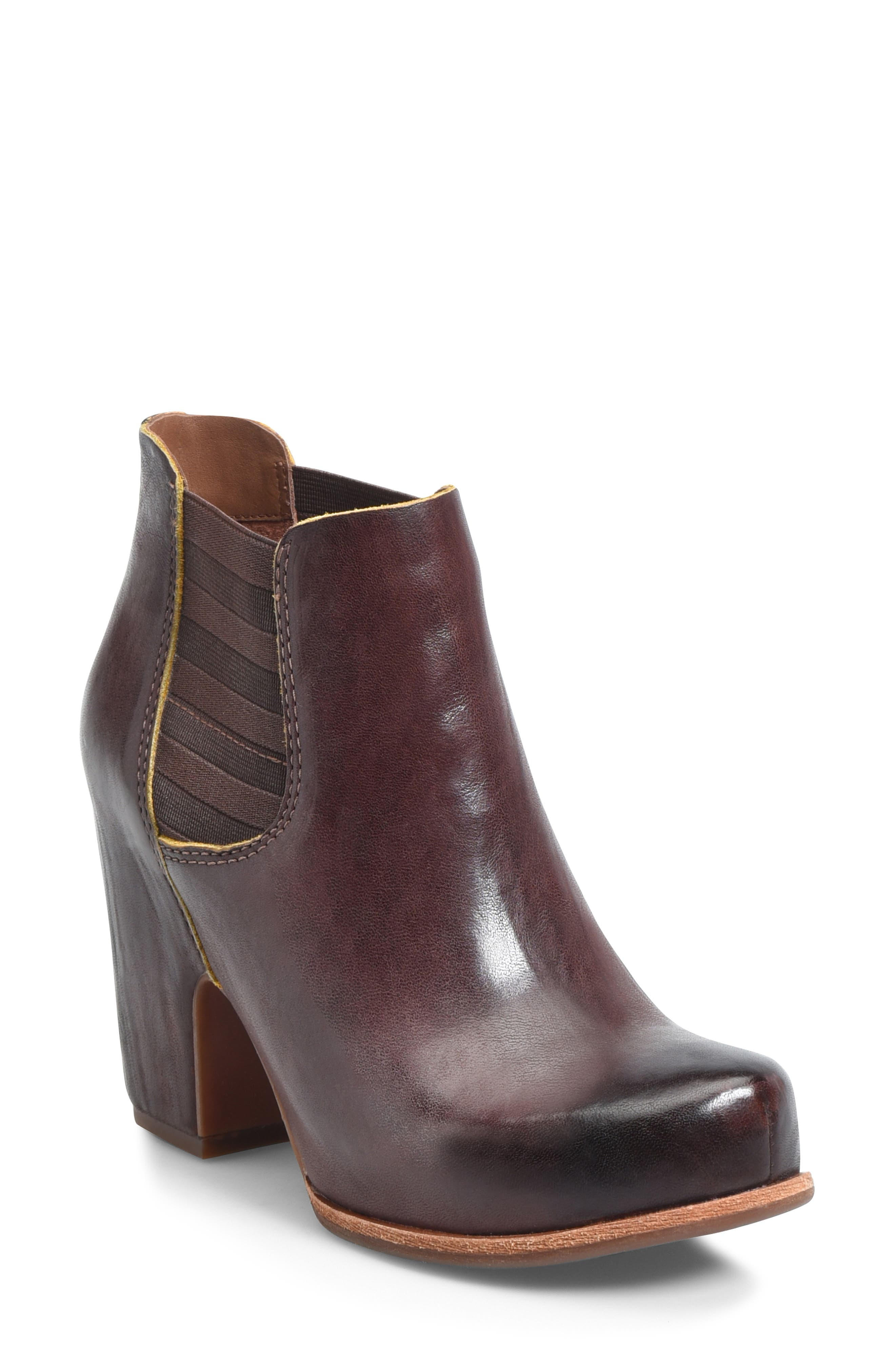 Kork-Ease Shirome Bootie, Red