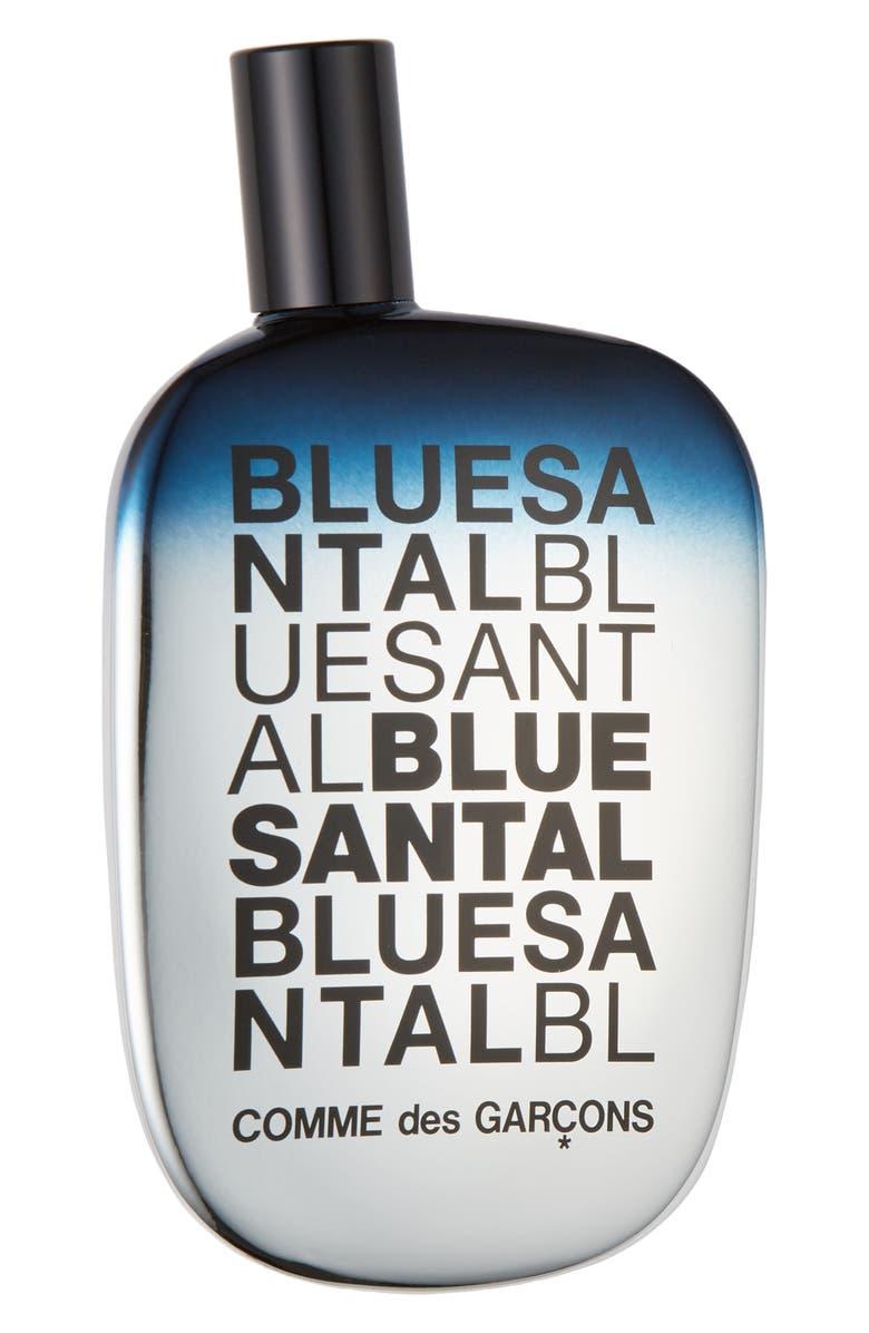 COMME DES GARÇONS Blue Santal Eau de Parfum, Main, color, 400