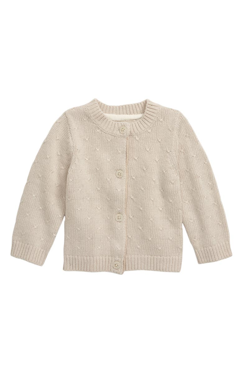 MINI BODEN Wings Sweater Cardigan, Main, color, 258