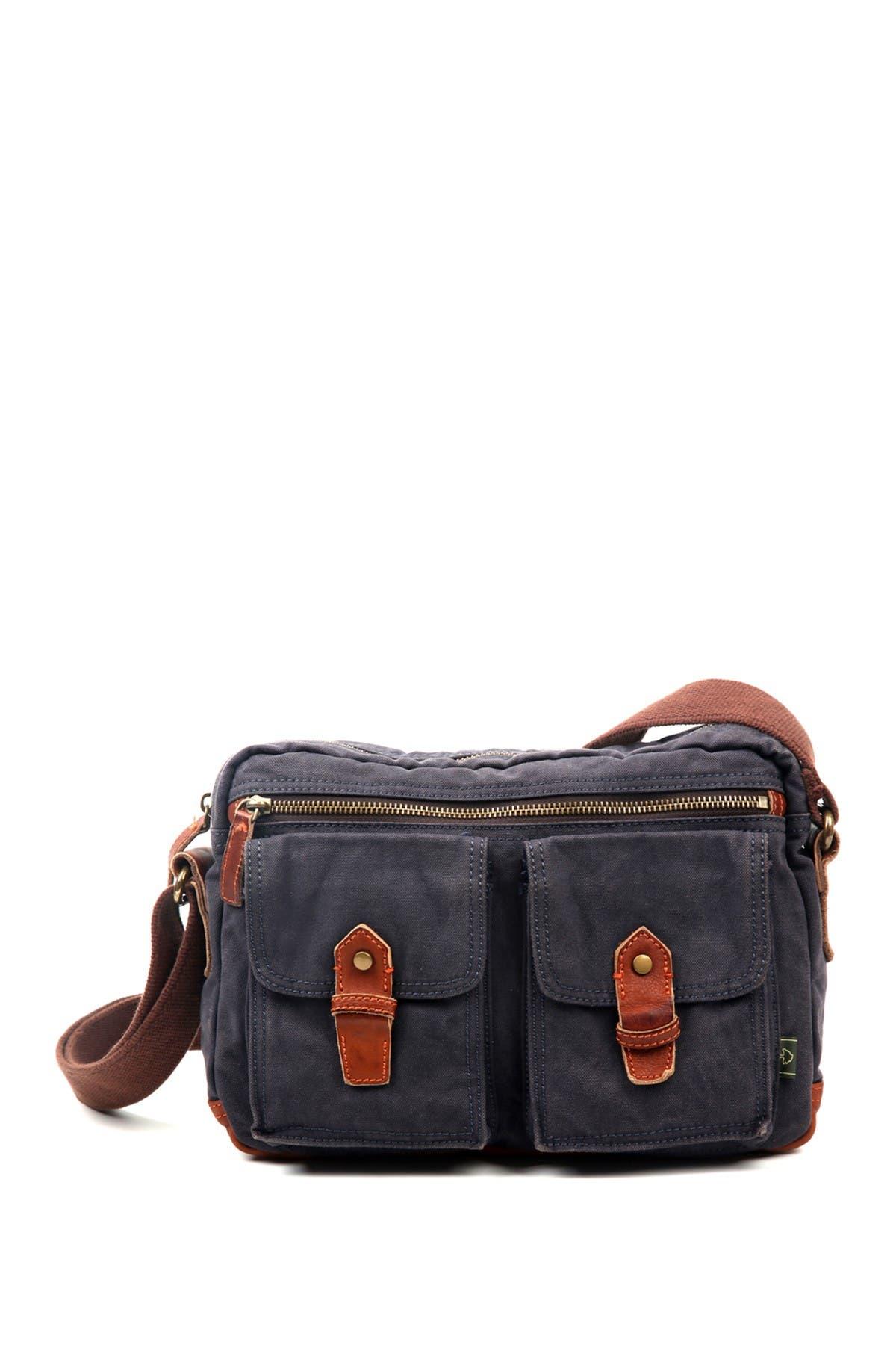 Image of TSD Trail Breeze Canvas Crossbody Mail Bag