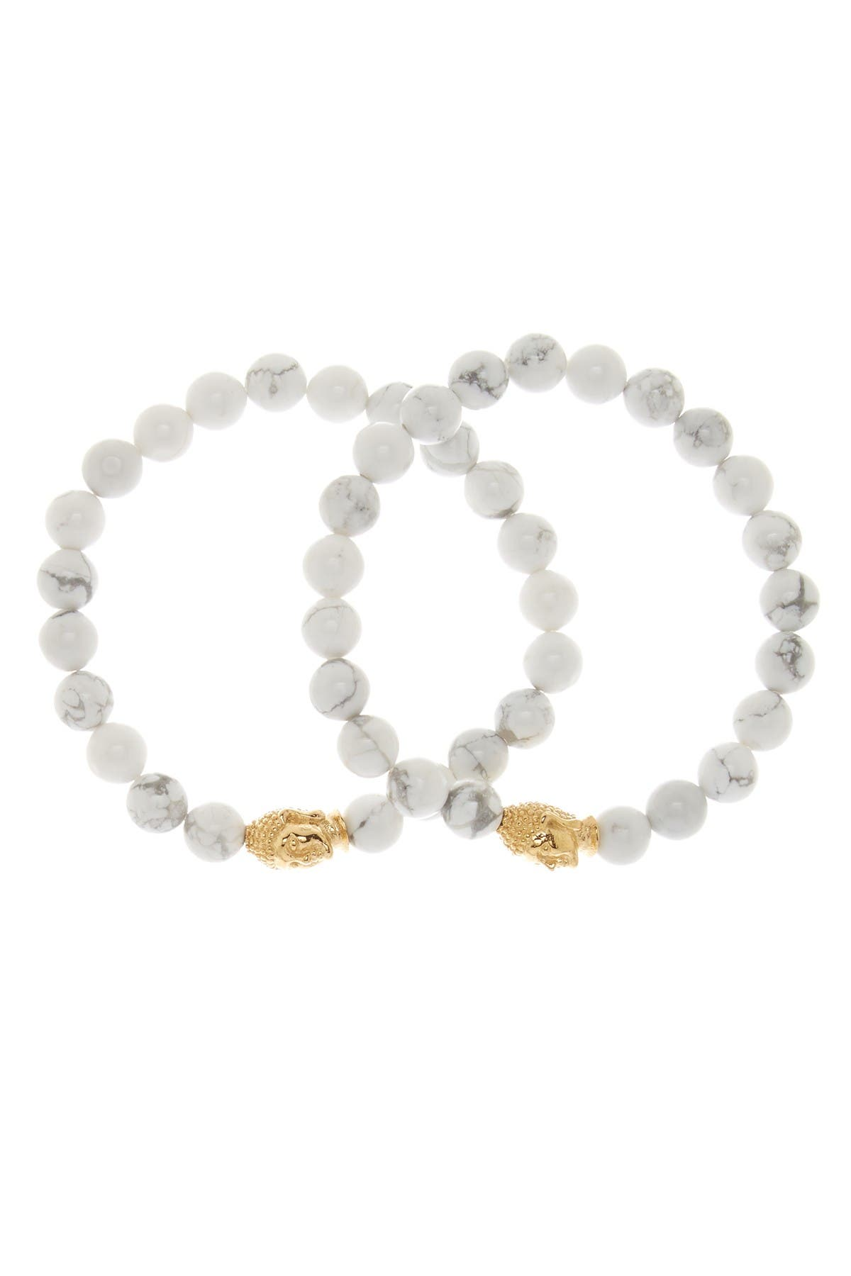 Image of Marz The Marbled Tranquility Bracelet Set