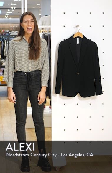 Single Button Blazer, sales video thumbnail