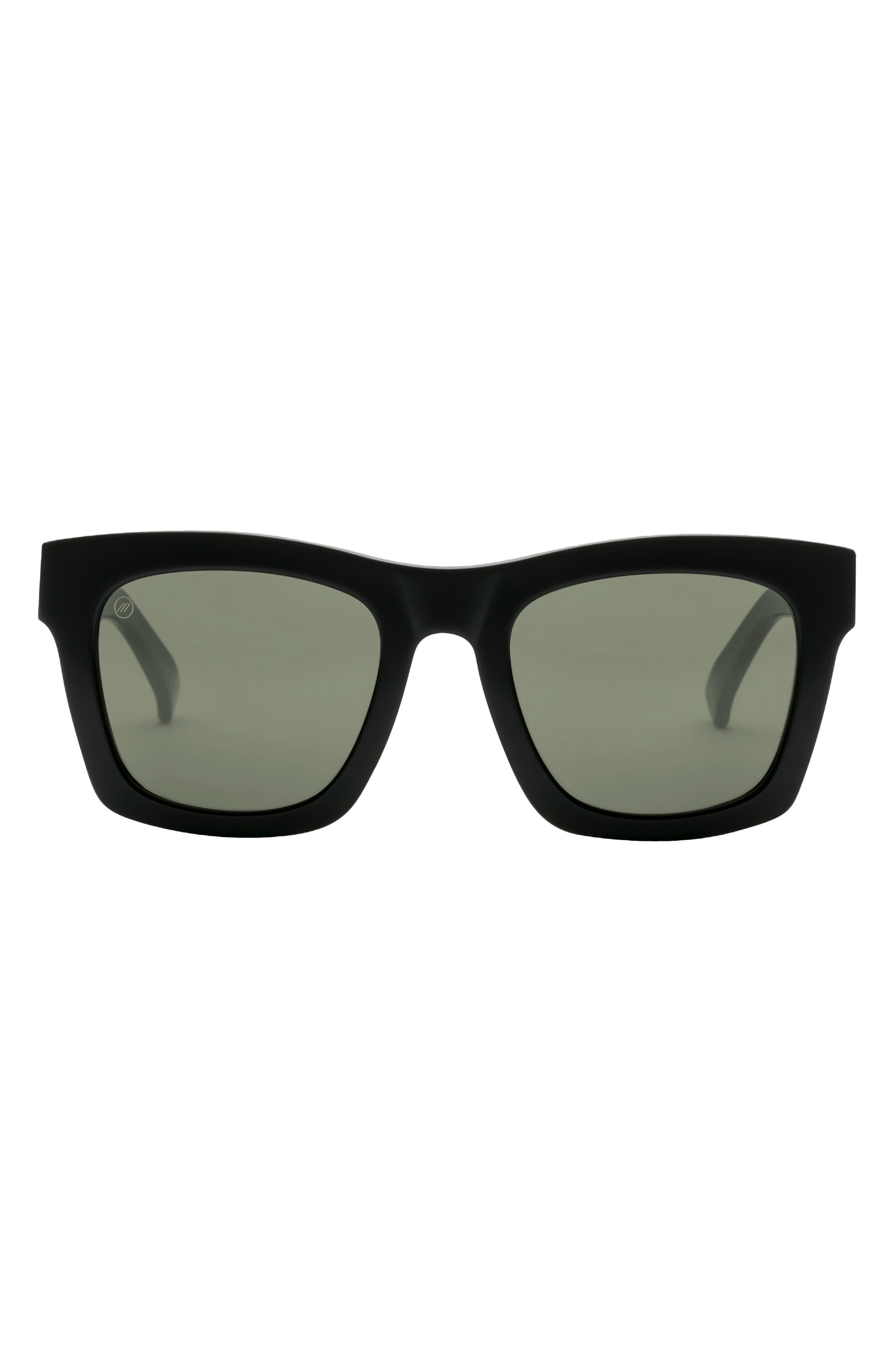 Crasher 54mm Polarized Square Sunglasses