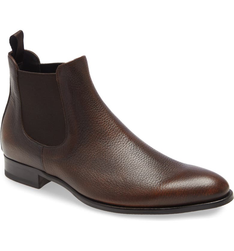 TO BOOT NEW YORK Shelby Mid Chelsea Boot, Main, color, COGNAC
