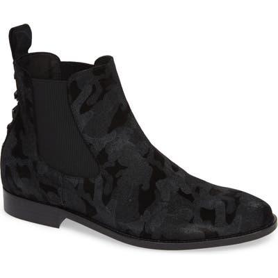 Jared Lang Como Chelsea Boot, Grey
