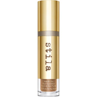 Stila Hide & Chic Foundation - Tan/ Deep 3