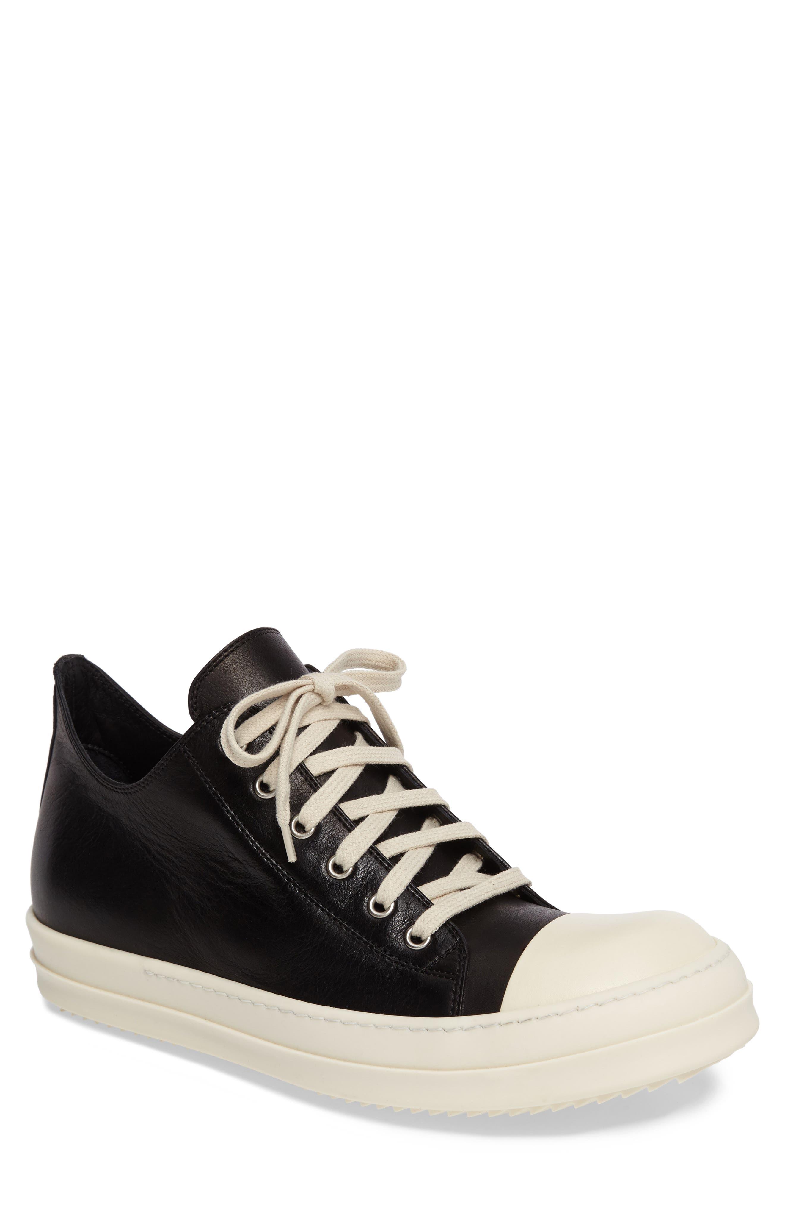 Rick Owens Low Top Sneaker (Men