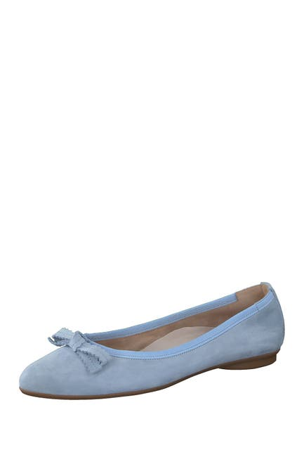 Image of Paul Green R2579 Suede Flat