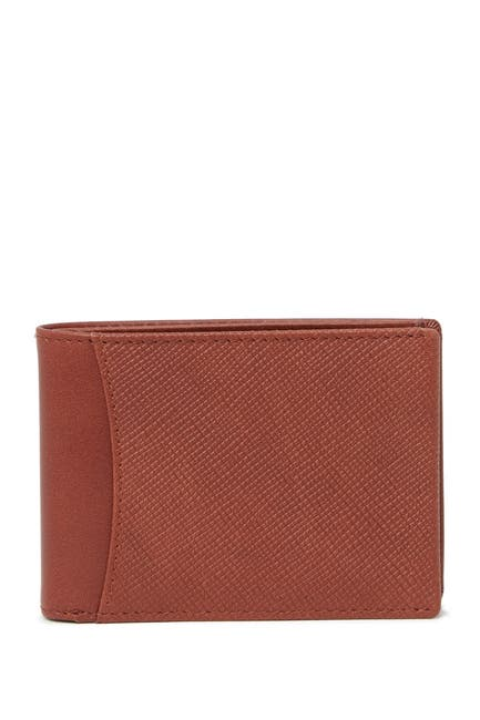 Image of BOSCA Small Billfold Wallet