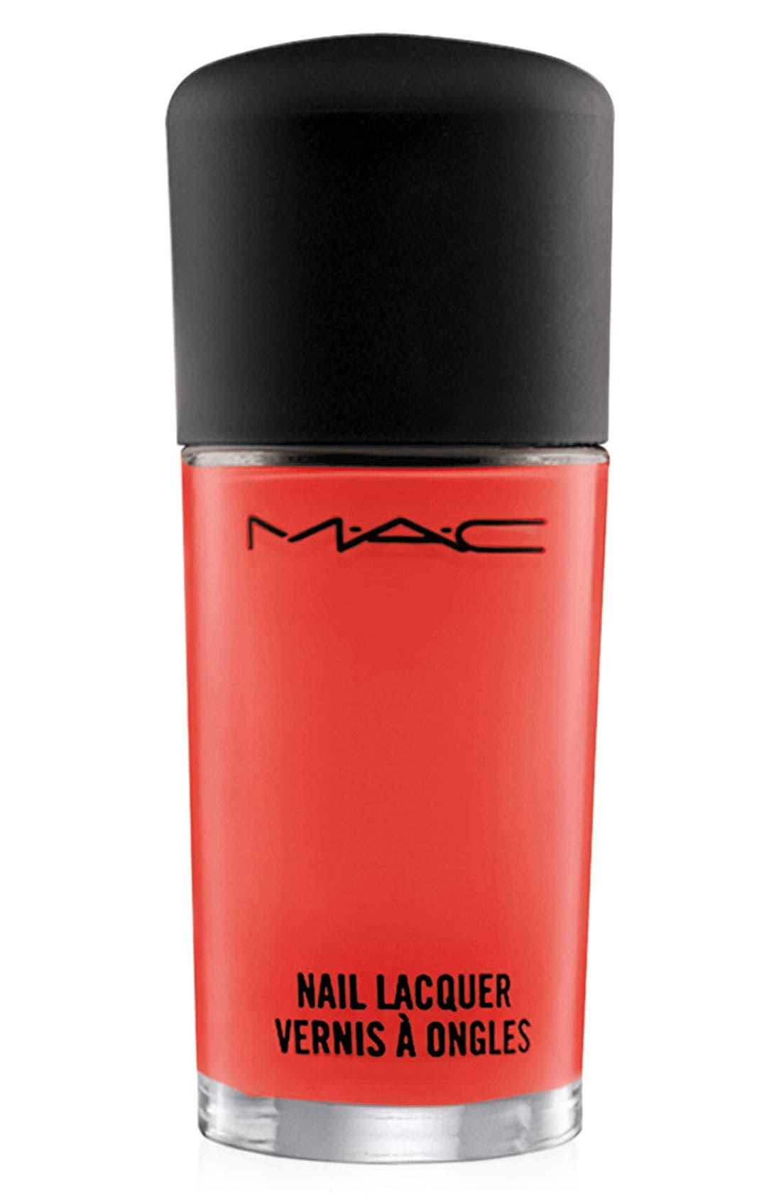,                             M·A·C Nail Lacquer,                             Main thumbnail 196, color,                             830