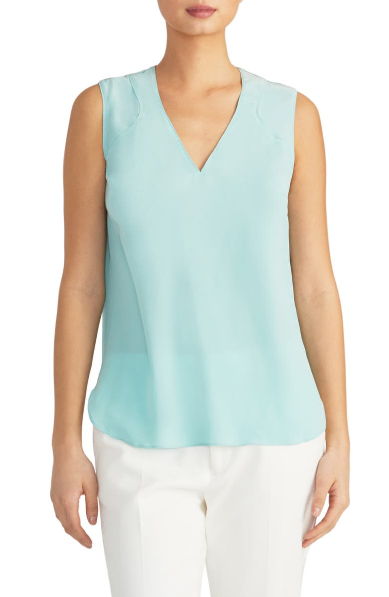 RACHEL ROY COLLECTION Easy Paneled Tank Top, Main, color, 432