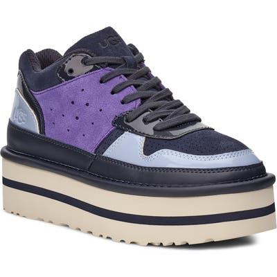 UGG Classic Pop Punk Platform Sneaker, Blue