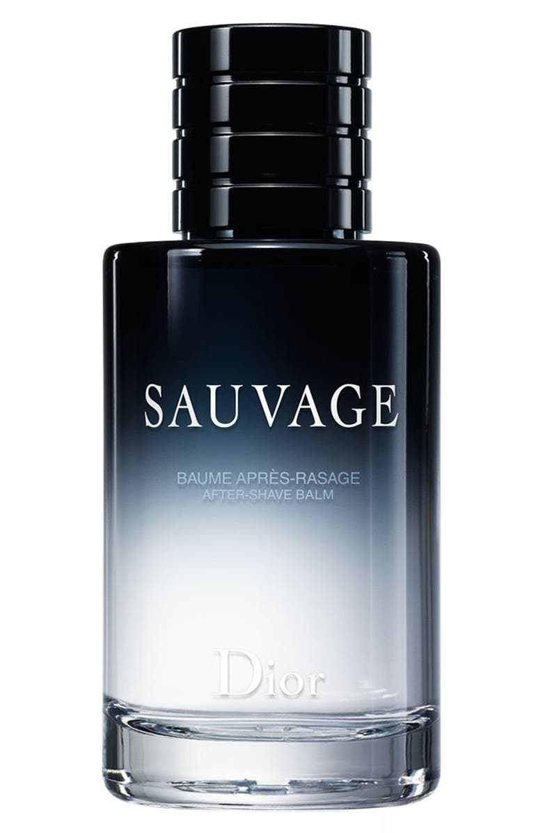 DIOR Sauvage After-Shave Balm, Main, color, 000
